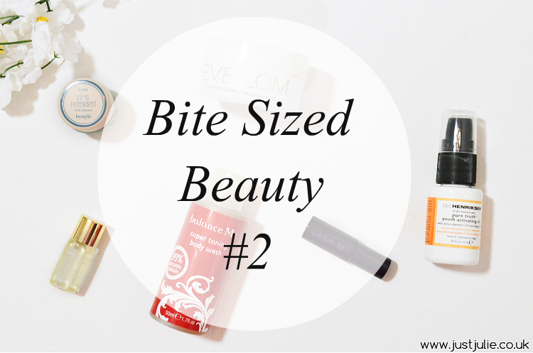 Bite Sized Beauty | Deluxe Samples