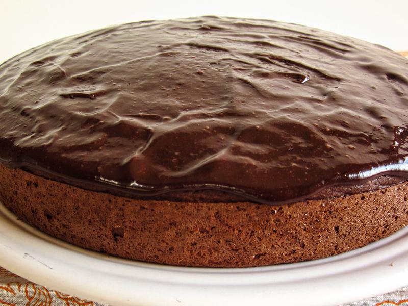 Пирог из какао рецепт