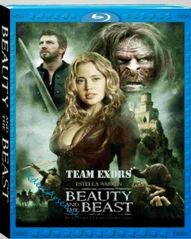Beauty and the Beast 2010 Hindi Dubbed Dual Audio DD 5.1 BRRip 720p
