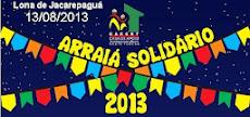 13/08/13 - Lona de Jacarepaguá