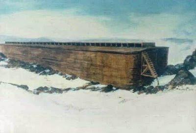 13 Rekod Dunia Yang Dipegang Oleh Bahtera Nabi Nuh a s