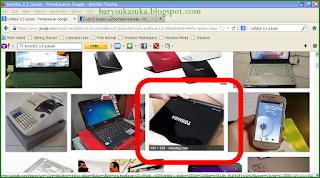 tampilan baru google pada pencarian gambar