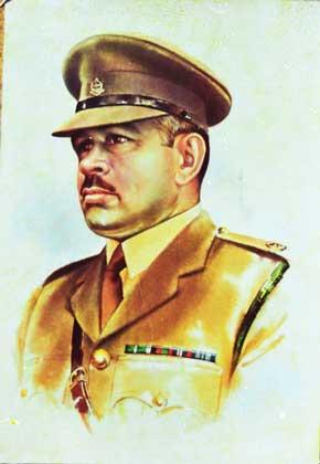 Major Tufail Muhammad Shaheed Nishan-e-Haider