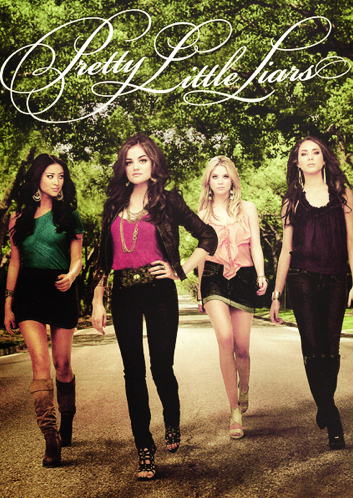 Pretty Little Liars 2ª Temporada Dublado Completo