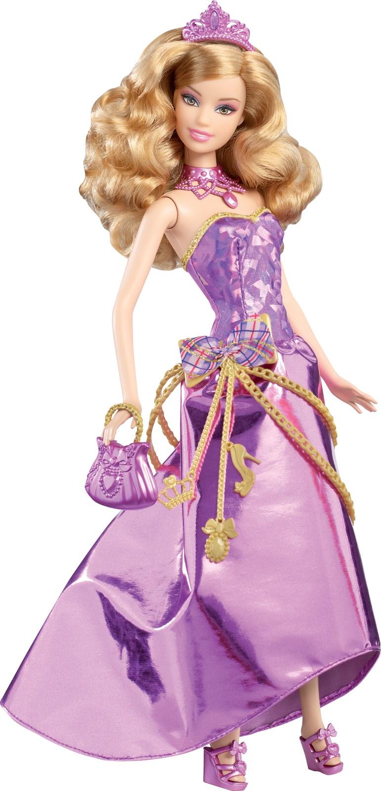 juegos de barbie en las 12 princesas: