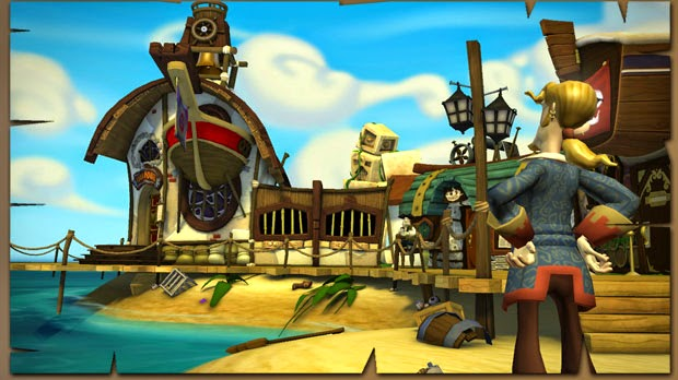 Tale of Monkey Island PC
