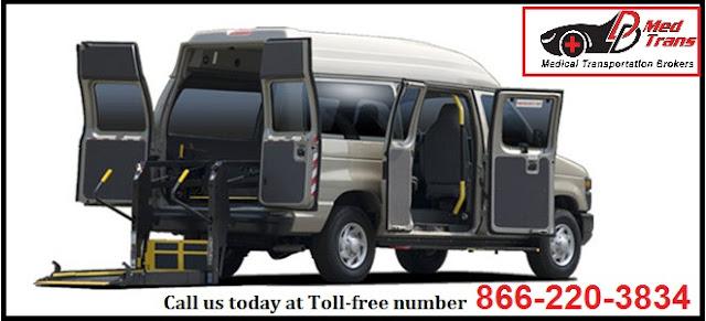 Non-Emergency Medical Transportation in Scottsdale