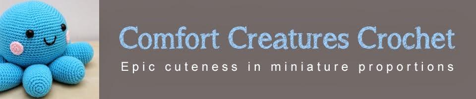 Comfort Creatures Crochet