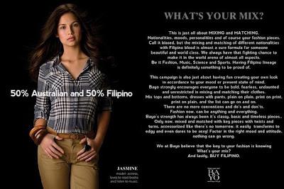 bayo ad campaign
