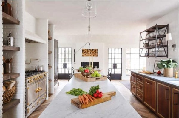 Cocina rustica decorar tu casa es for Summer thornton design