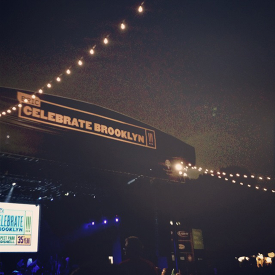 Sprinkles and Style || The Lone Bellow and a Trip to Brooklyn