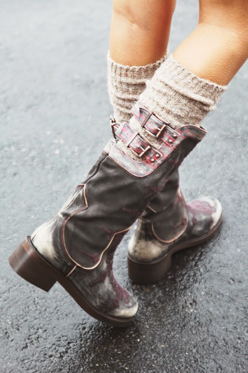 Free People A/W 2014 shoe Collection