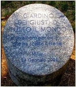 Venerdì 6 marzo: eventi a Milano per la Giornata europea dei Giusti