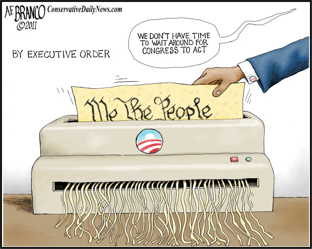 obama s uses executive orders cartoons