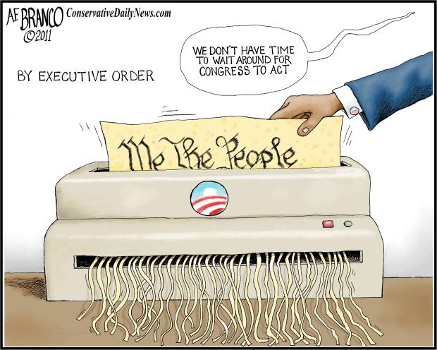 obama s uses executive orders cartoons