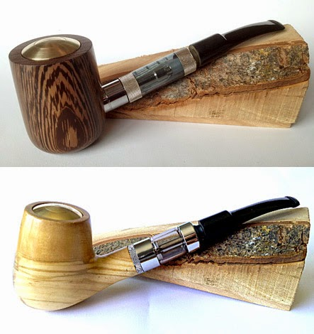 e-pipes traditionnelles