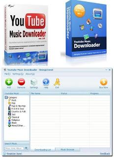 YouTube Music Downloader 3.8.3 Full Crack