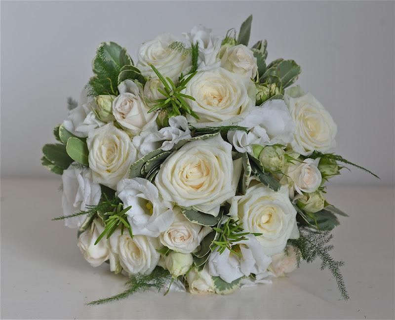 Wedding Flowers Blog Kellys Vintage CreamIvory And Green Flowers Tithe Barn