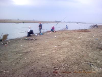 река Абин, рыбалка на реке Абин