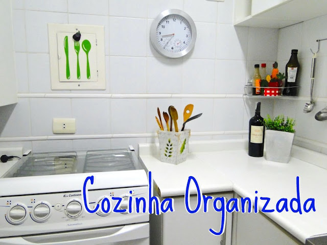 Tu organizas como organizar a cozinha for Como organizar una casa pequena