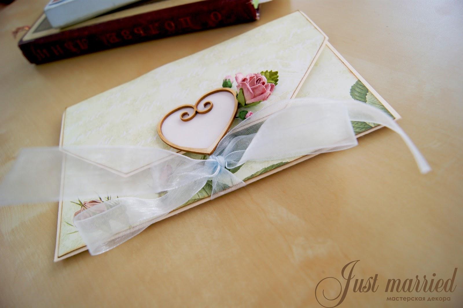 Оригинальные приглашения на свадьбу своими руками пошагово