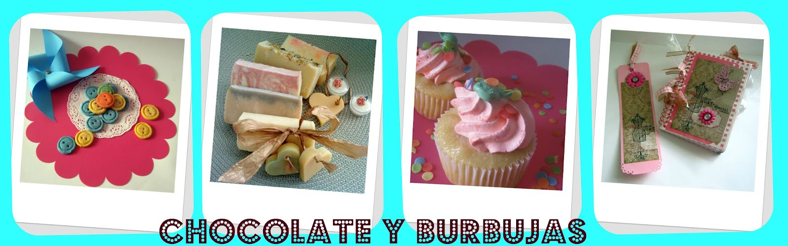 chocolate y burbujas