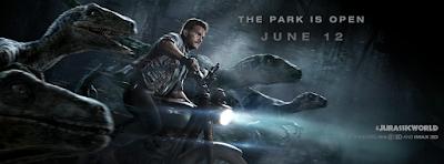 Jurassic World - cast and crew interviews on Jurassic Cast Podcast