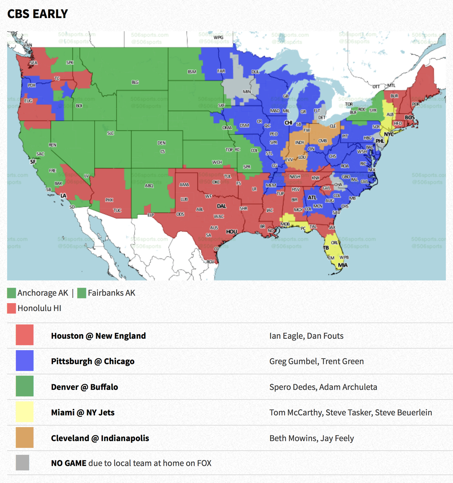 here are the nfl week 3 tv maps the early games so you can find out which games you ll be able to see while you re waiting for the cincinnati at green