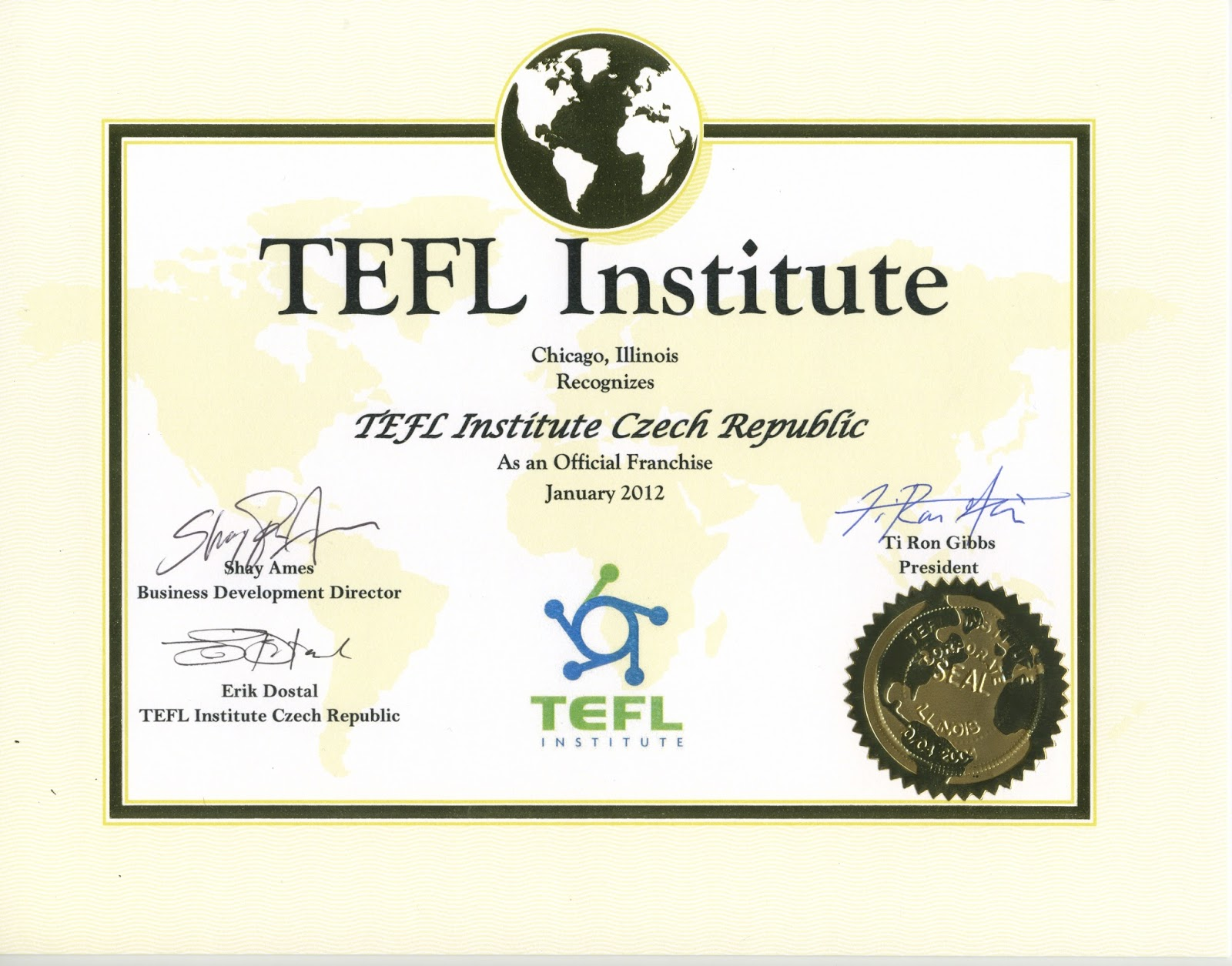 tefl certificate template - an english perspective on life in moscow russia the