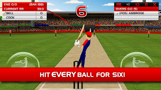 Stick Cricket 2.6.2 MOD PRO APK game
