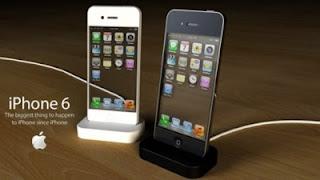 Inilah Konsep Design iPhone 6 Dengan Layar Transparan