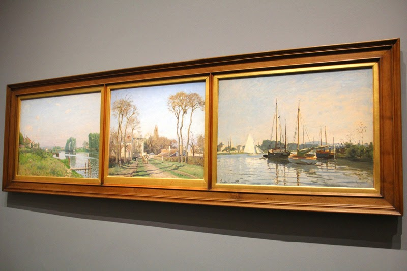 Monet, Sisley, Pissarro