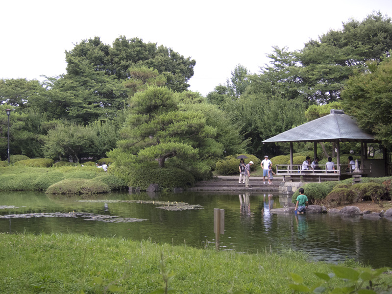 静岡市葵区バリアフリー情報: 静岡市城北公園