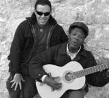 Com Mister Brown - Lisboa 2009