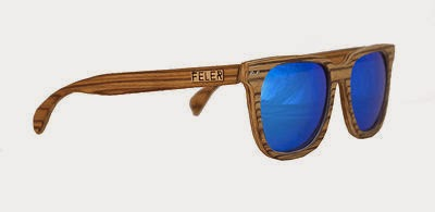 "FELER, gafas de madera ""lowcost"" fabricadas en España"