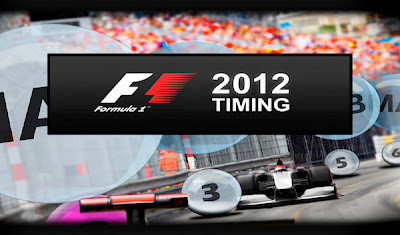 Application of CP F1 2012 Timing App Officially Launched for BlackBerryPlayBook
