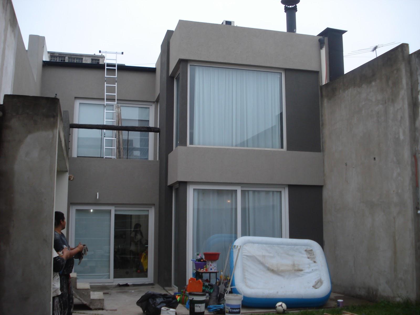 Tarquini vs otros revestimiento pl sticos consumos for Revestimiento plastico para paredes