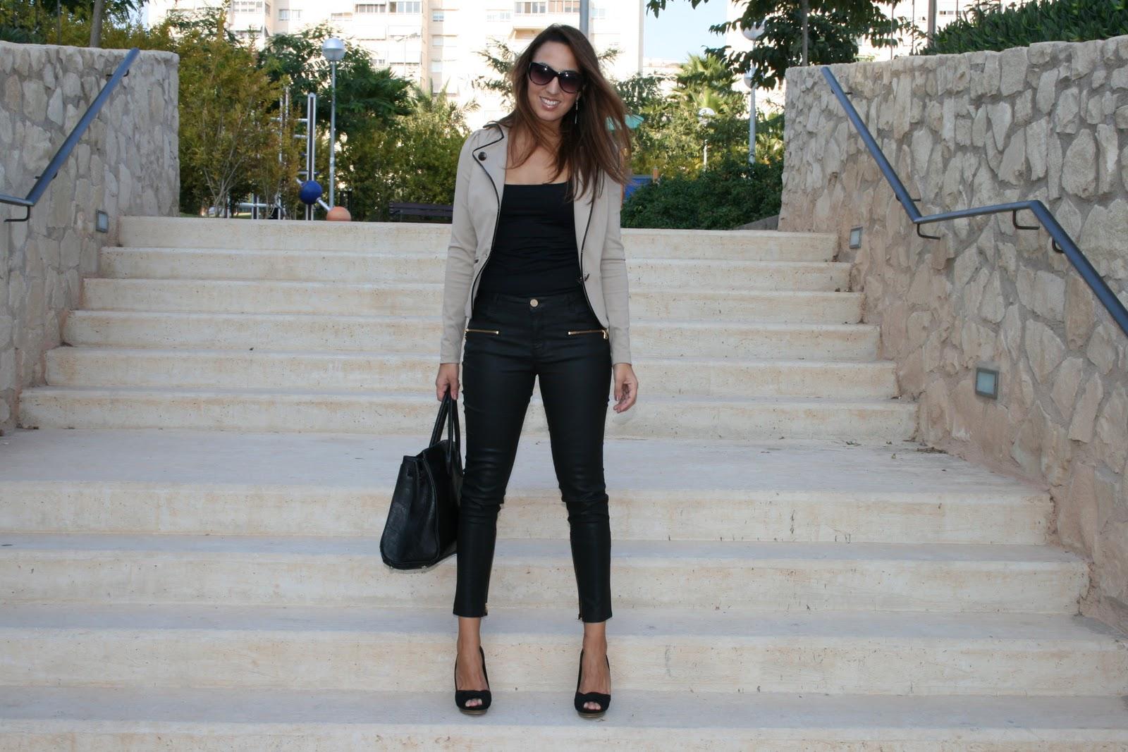 Tailored jacket estilo stiletto by leticia p rez - Personal shopper alicante ...