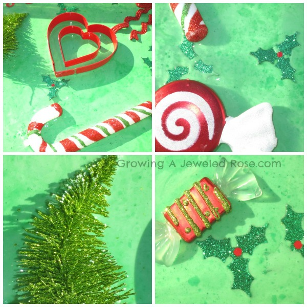 Christmas fun activity- Grinch Goo