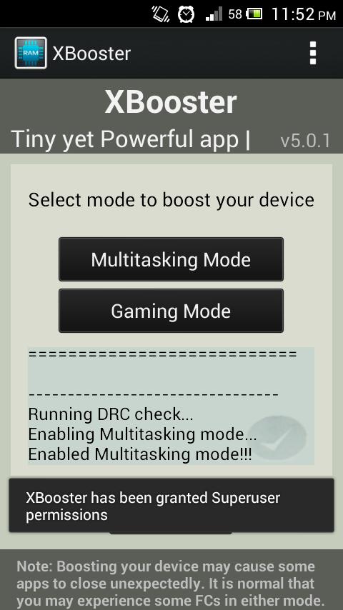 Cara Mengkompres RAM Android
