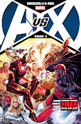 The Avengers vs. XMen event continues, and has now reached as far as . (avengers vs men issue cover)