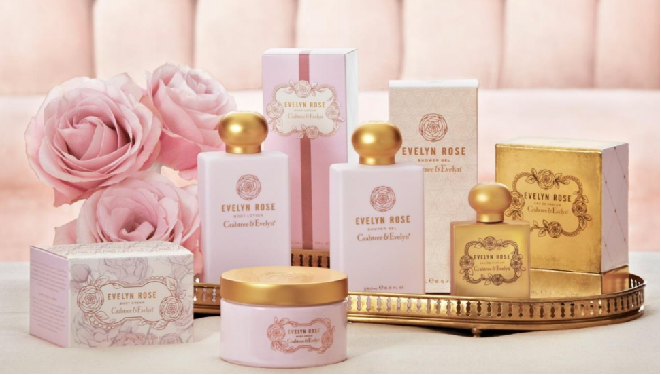 Crabtree & Evelyn for Breast Cancer Awareness Month - October 2015