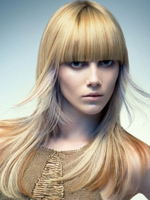Peinados fáciles para cabello corto o media melena  - Melena Corta Peinados