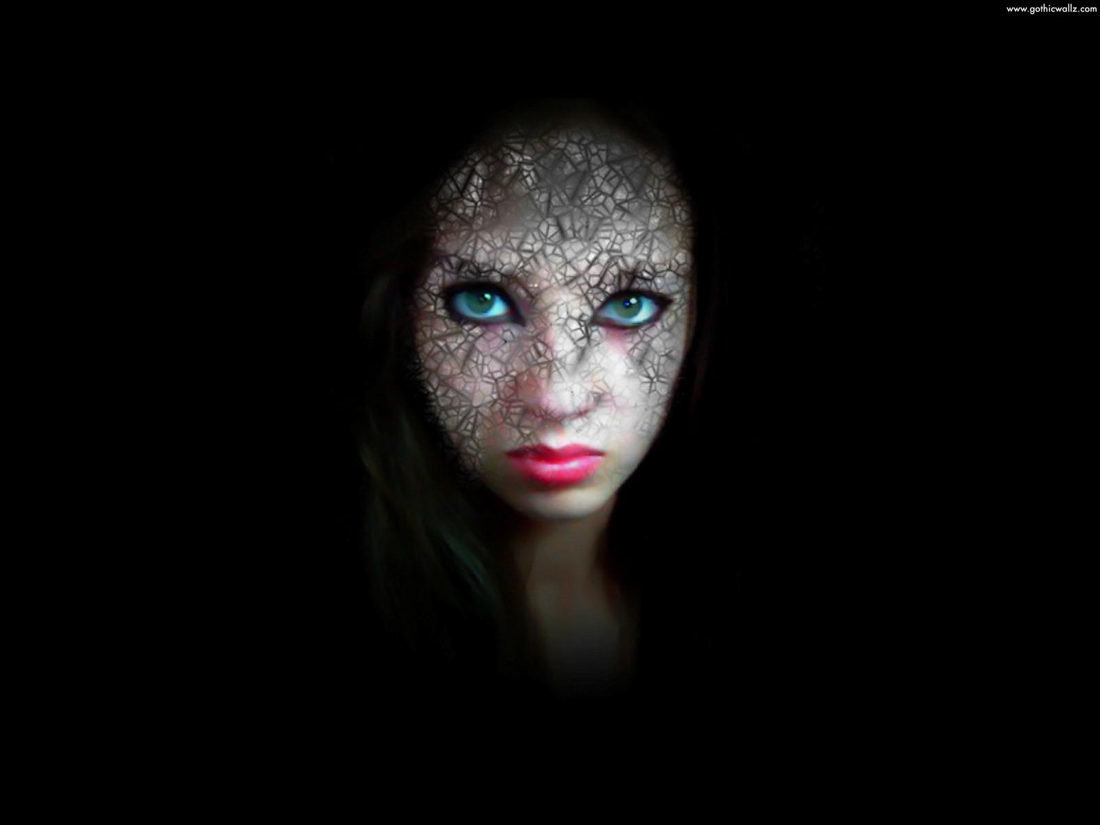Goth Girl | Dark Gothic Wallpaper Download