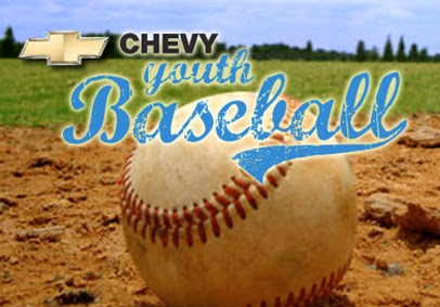 YOU'RE INVITED to the FREE Chevy Youth Baseball Clinic!