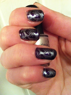 Nailpolish nailart