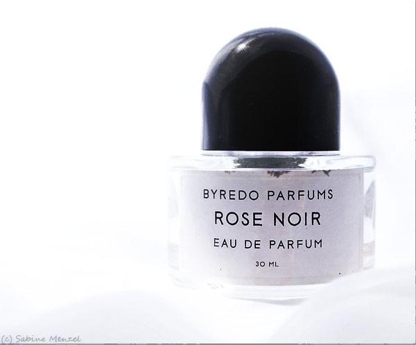 Psynopsis MyFavouriteThings Byredo Rose Noir Perfume