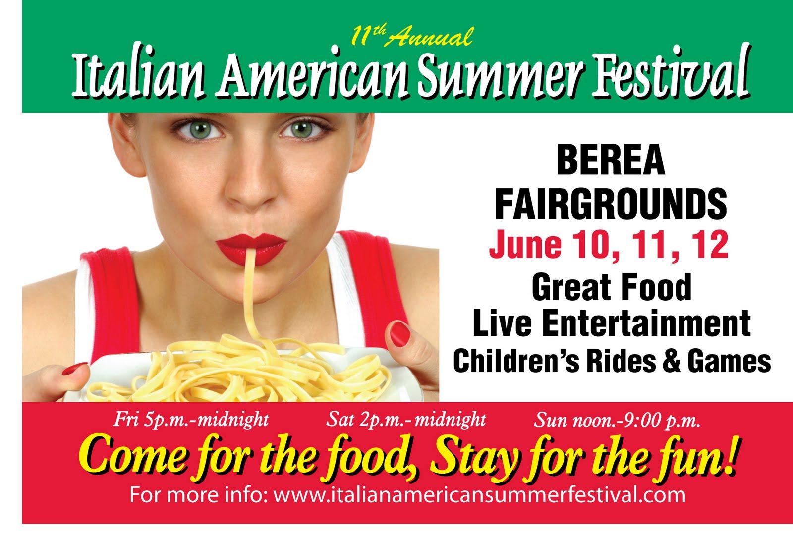 Pat O Brien Chevrolet S Blog Italian American Summer Festival