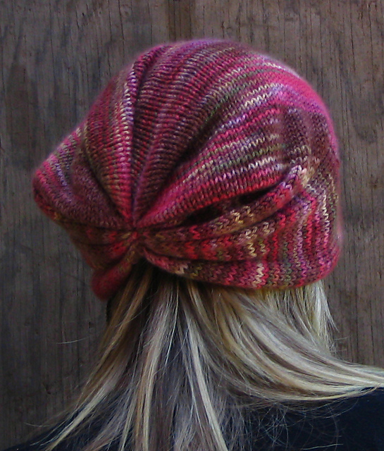 free knitting pattern: new Hat knitting 2012