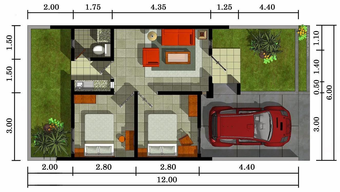 Desain ruangan minimalis 5